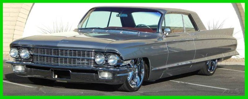 1962 Cadillac Deville 1962 Cadillac Coupe Deville Custom