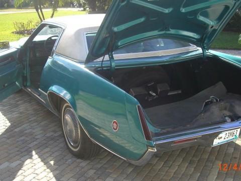 1970 Cadillac Eldorado 2 Dr Coupe for sale