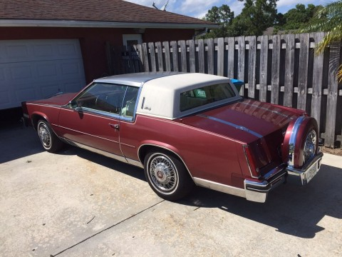 1985 Cadillac Eldorado Birittz for sale