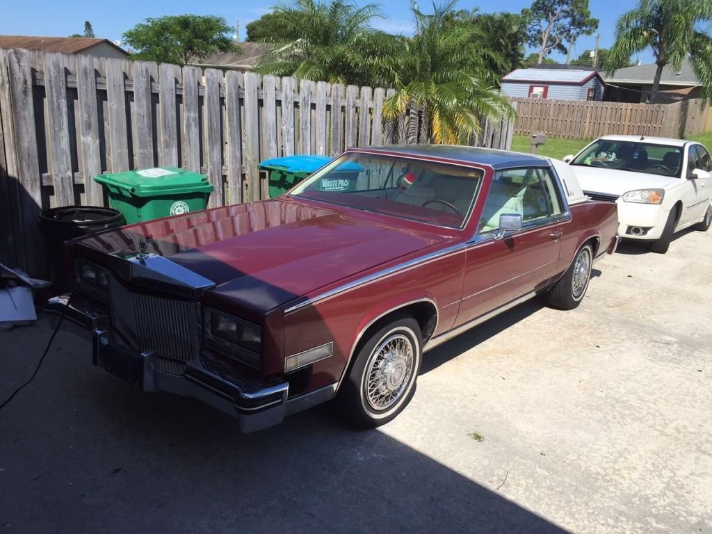 1985 Cadillac Eldorado Birittz