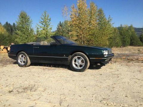 1993 Cadillac Allante for sale