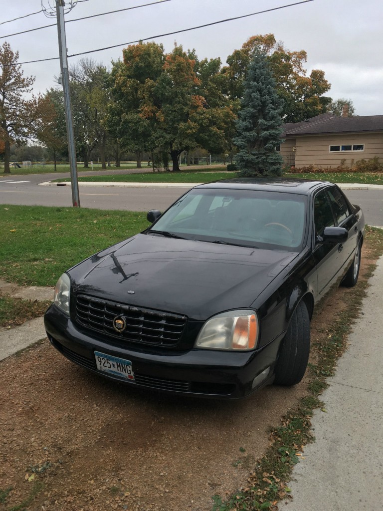 2000 Cadillac Dts Dts For Sale