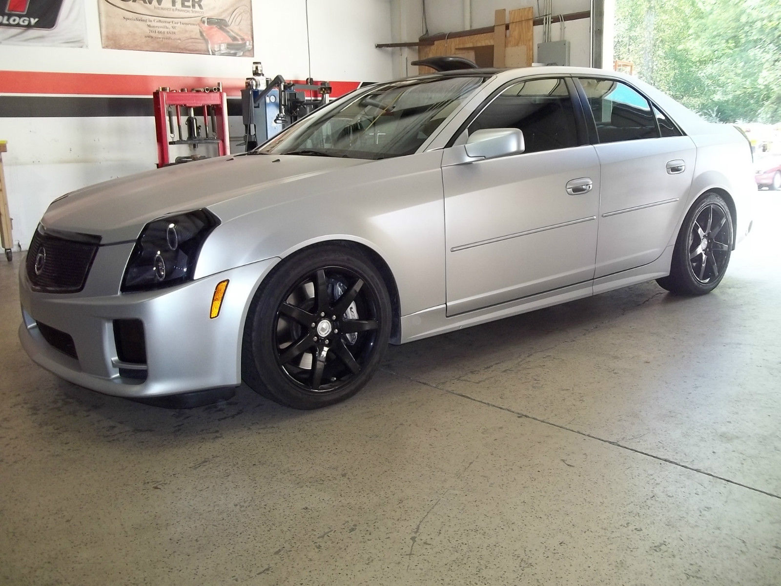 2005 cadillac cts v for sale. Black Bedroom Furniture Sets. Home Design Ideas