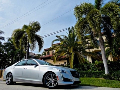 2014 Cadillac CTS Vsport Premium RWD for sale