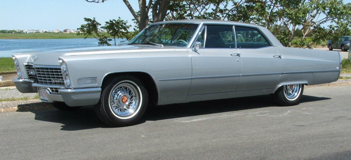 1967 Cadillac Calais Base Hardtop 4 Door 7.0L for sale