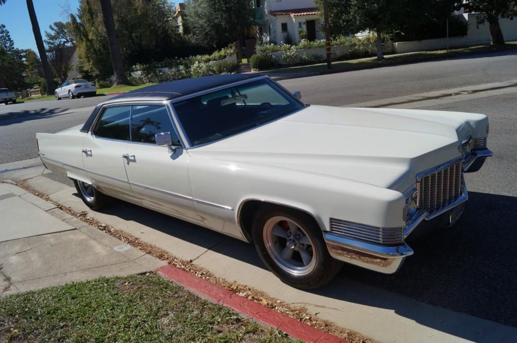 1970 Cadillac Deville Sedan DE Ville 4 DOOR HARDTOP for sale