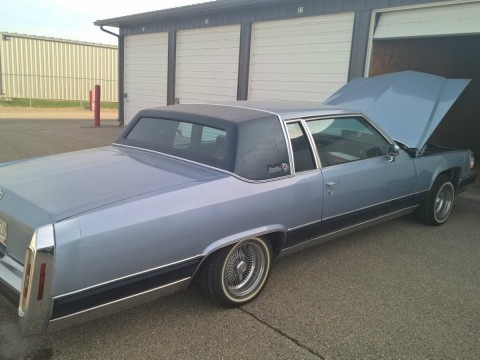 1983 Cadillac Coupe Deville 1991 Conversion 5.0L CCE Hydraulics Mostly New for sale
