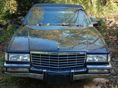 1993 Cadillac DeVille for sale