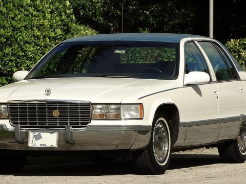 1996 Cadillac Fleetwood Fleetwood BROUGHAM LT1 for sale