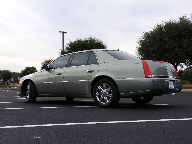 2006 Cadillac Dts Deville For Sale