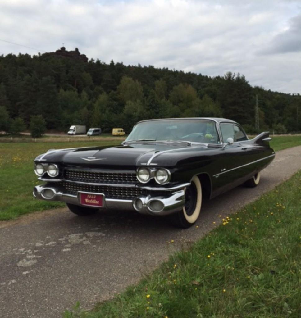 1959 Cadillac Deville Series 62 Hardtop 2 Door 6.4L For Sale