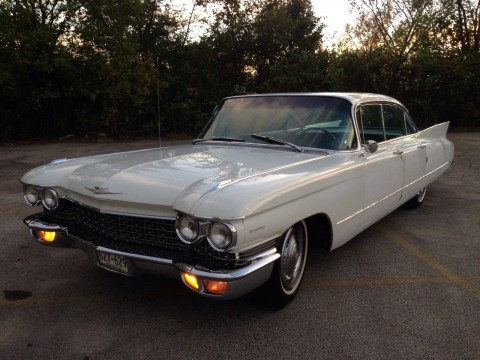 1960 Cadillac Sedan 4 Door 6.4L for sale