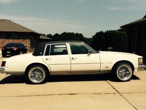 1977 Cadillac Seville for sale
