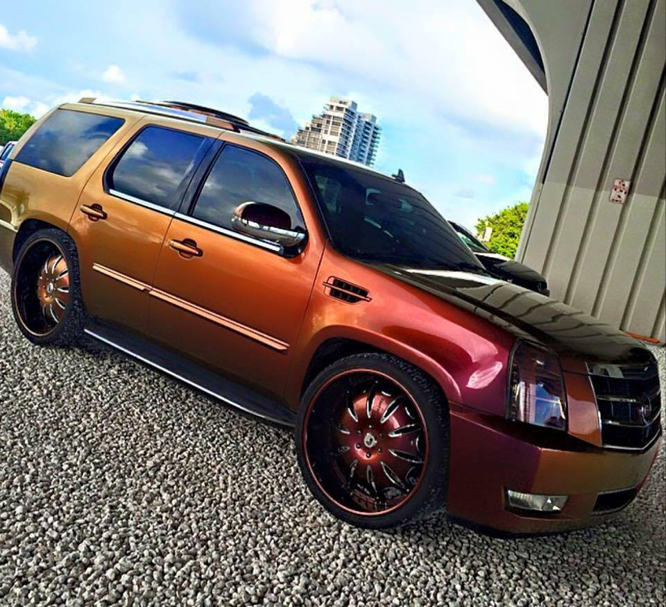 2007 Cadillac Escalade Custom For Sale