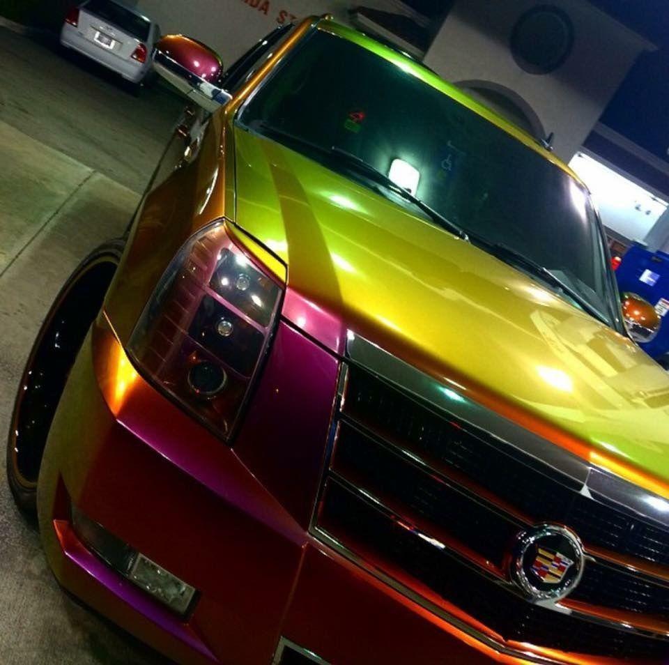 2007 Cadillac Escalade Custom For Sale