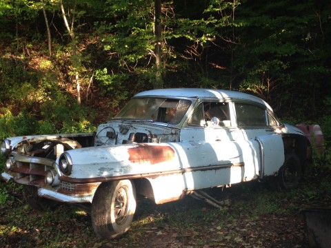 1951 Cadillac for sale