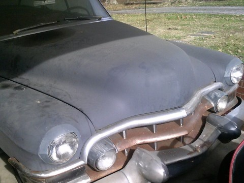 1952 Cadillac coupe for sale