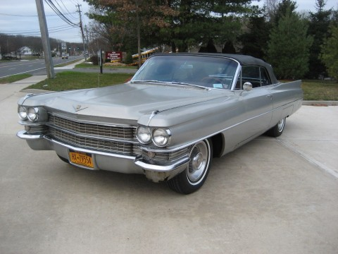 1963 Cadillac Convertible Series 62 Convertible for sale