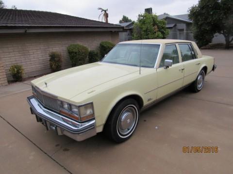 1978 Cadillac Seville Sedan for sale