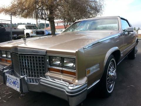 1980 Cadillac Eldorado BIARRITZ for sale