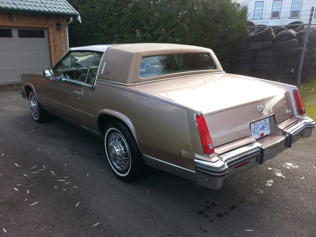 Classic Cadillacs For Sale >> 1980 Cadillac Eldorado BIARRITZ for sale
