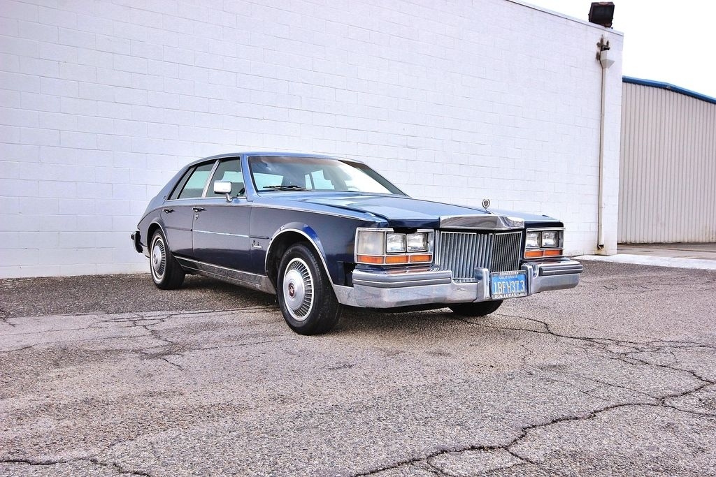 1980 Cadillac Seville RARE BARN FIND For Sale