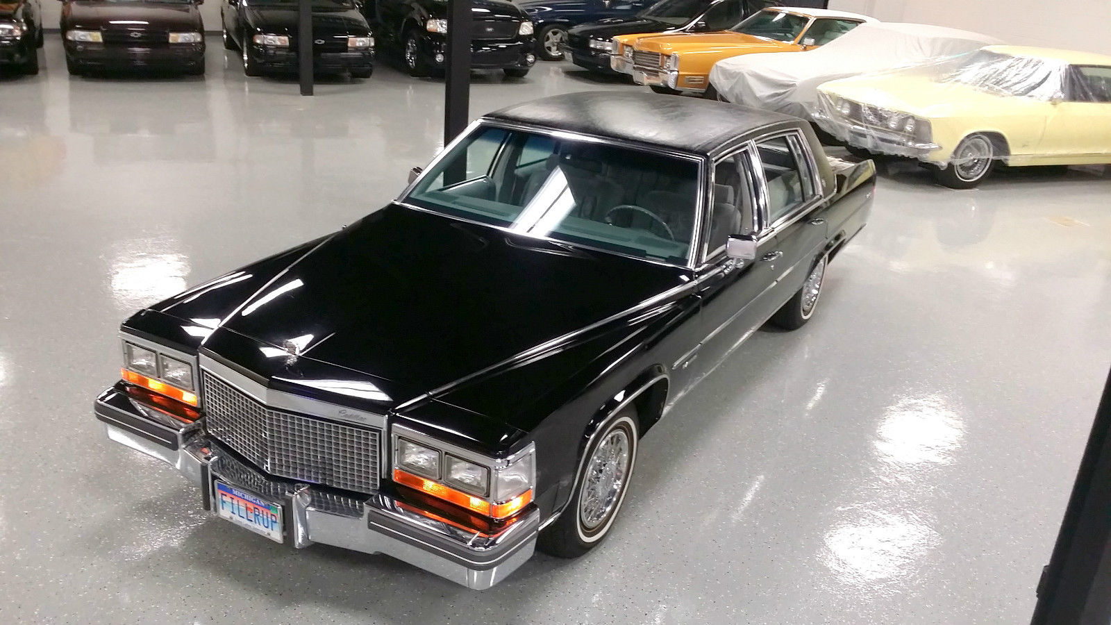 1981 Cadillac Fleetwood Brougham for sale