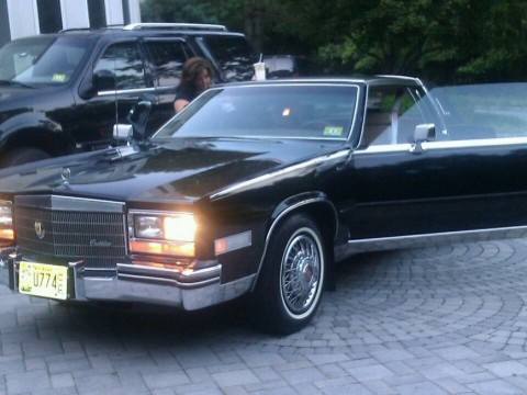 1985 Cadillac Eldorado Biarritz for sale