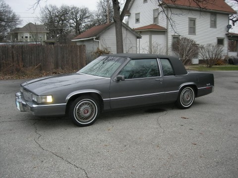 1989 Cadillac DeVille for sale