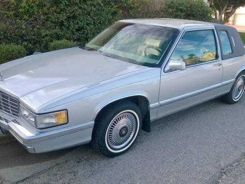 1992 Cadillac DeVille for sale