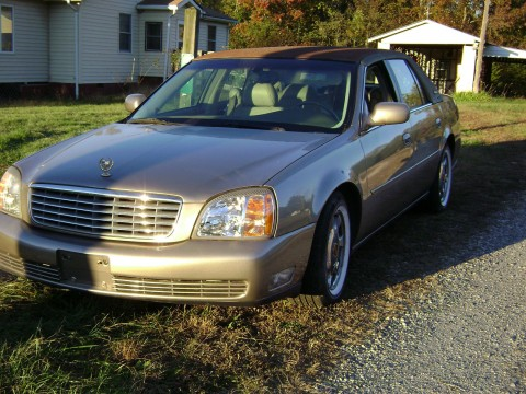 2002 Cadillac DeVille Talisman style for sale