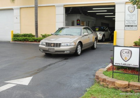 2003 Cadillac Seville 4dr Luxury S for sale