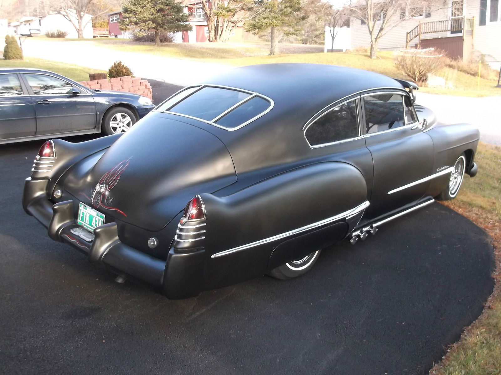 Cadillac Eldorado 2016 >> 1948 Cadillac Fastback for sale