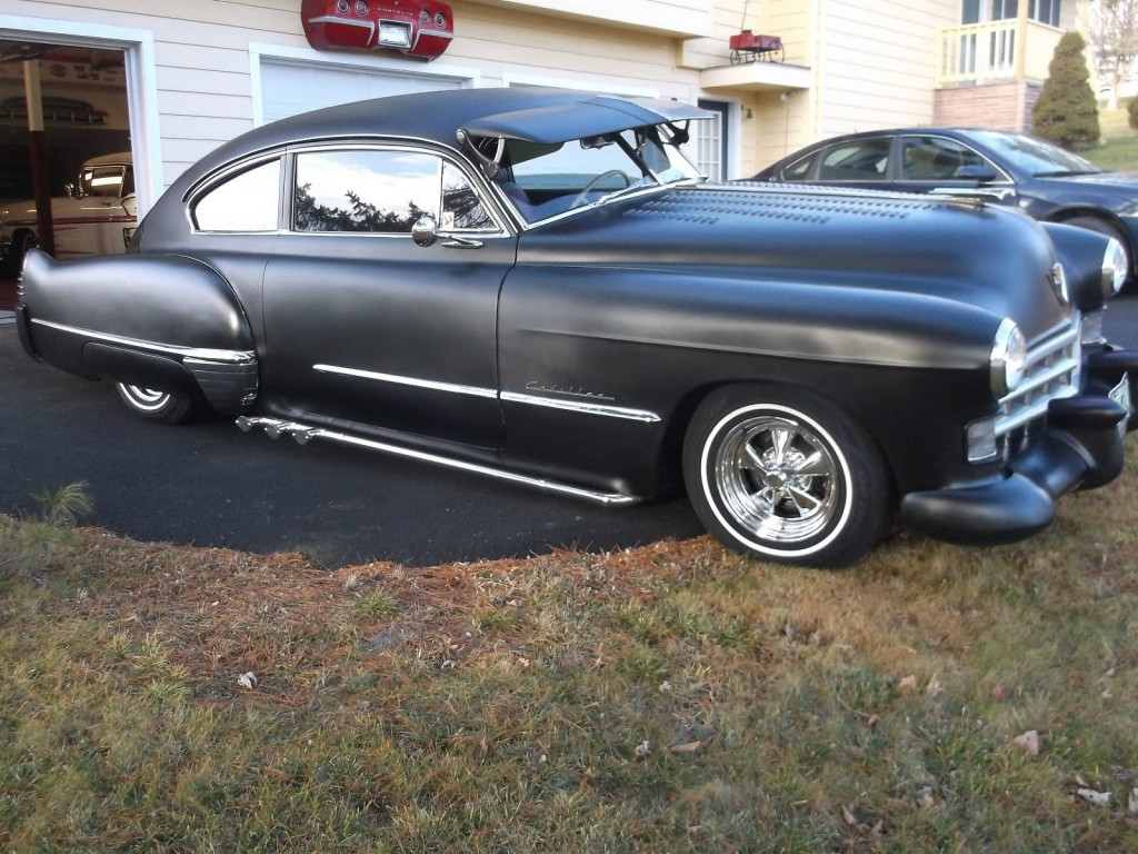 1948 Cadillac Fastback For Sale