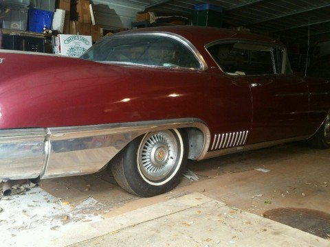 1958 Cadillac Eldorado Coupe seville for sale