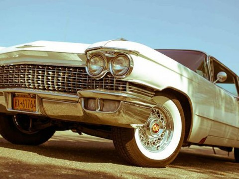 1960 Cadillac DeVille Sedan for sale
