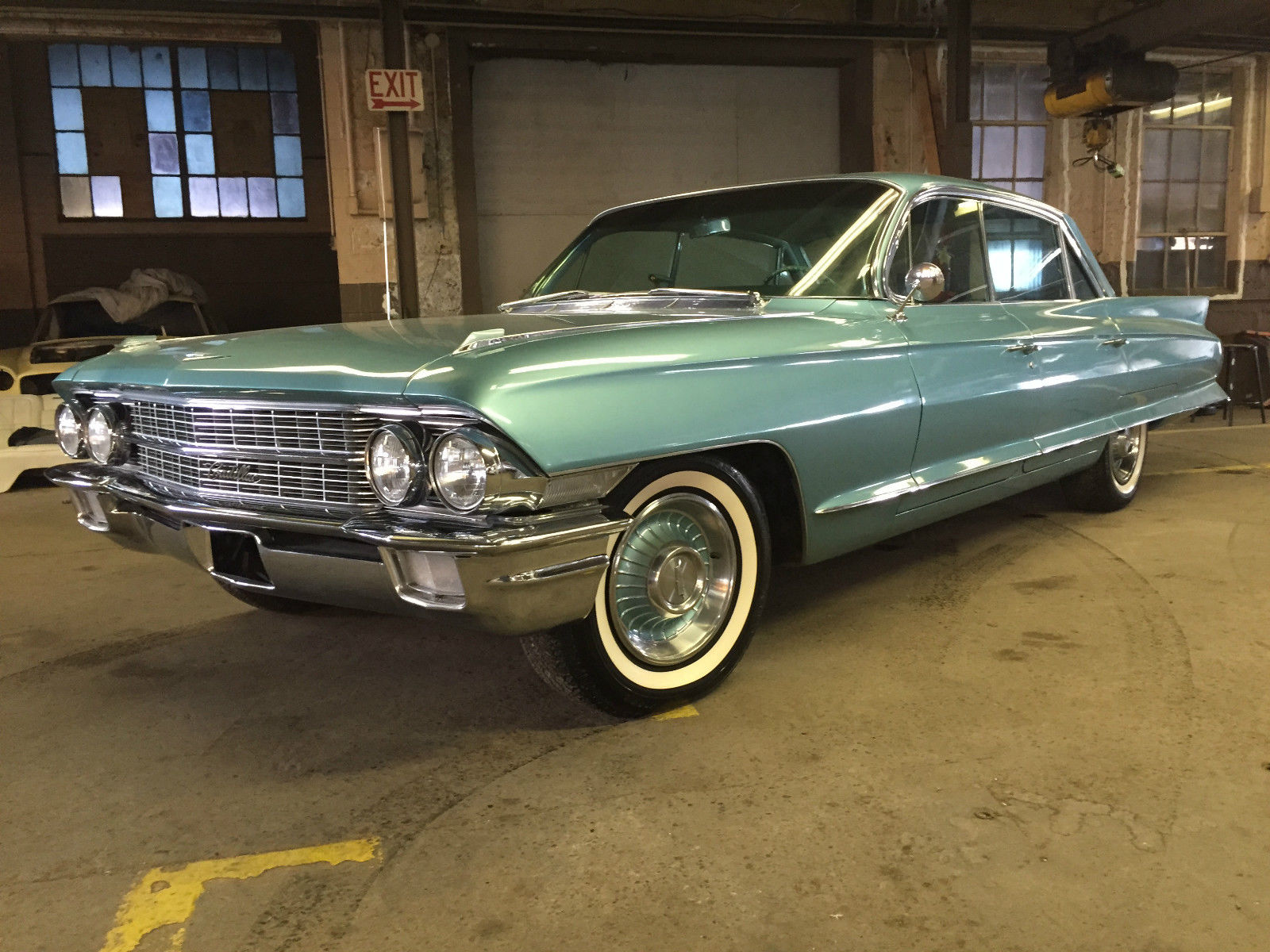 Cadillac Cts Coupe 2016 >> 1962 Cadillac DeVille for sale