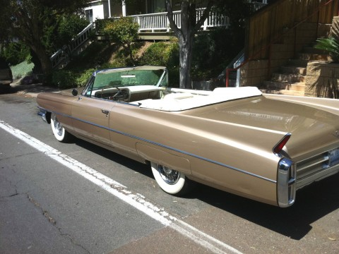 1963 Cadillac Convertible for sale