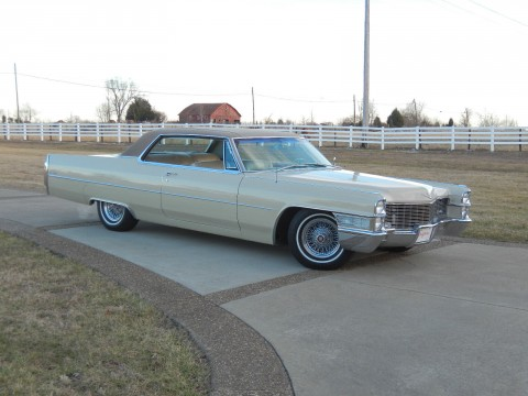 1965 Cadillac Deville Coupe for sale