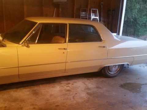 1966 Cadillac 4 Door for sale