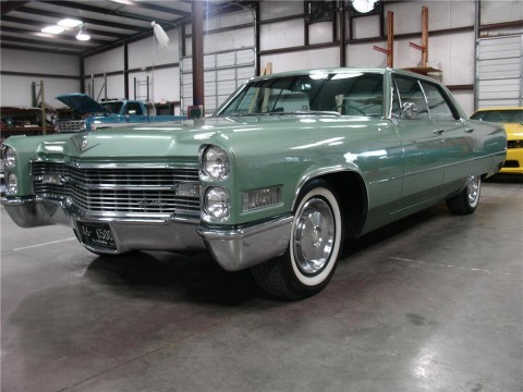 1966 Cadillac Calais Base Hardtop 4 Door 7.0L for sale
