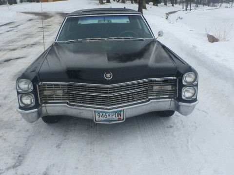 1966 Cadillac Fleetwood Brougham Sixty 60 Special for sale