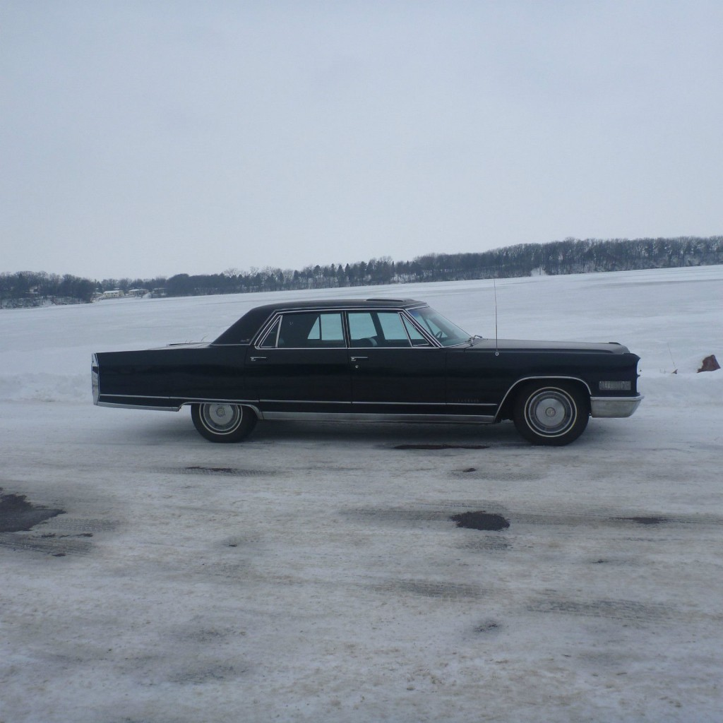 1966 Cadillac Fleetwood Brougham Sixty 60 Special