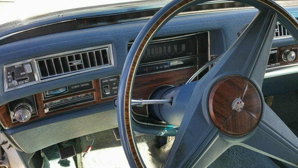 1973 Cadillac Fleetwood Brougham For Sale >> 1976 Cadillac Coupe DeVille for sale