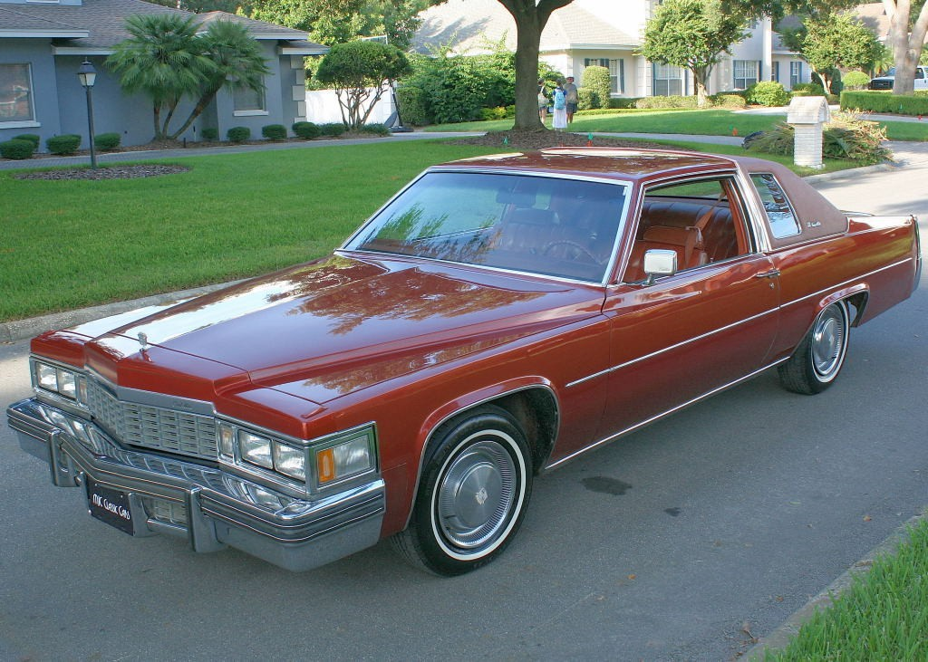 1977 cadillac deville coupe for sale. Black Bedroom Furniture Sets. Home Design Ideas
