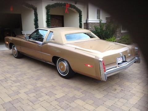 1977 Cadillac Eldorado Biarritz for sale