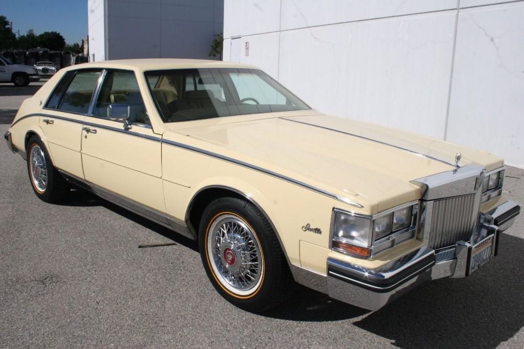 1985 Cadillac Seville for sale | 1024 x 682 jpeg 155kB