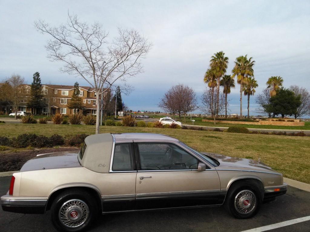 2012 Cadillac Escalade Platinum For Sale >> 1991 Cadillac Eldorado Biarritz for sale