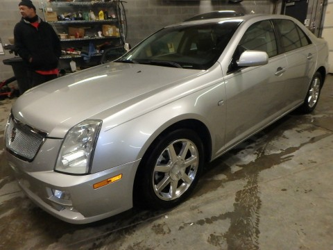 2006 Cadillac STS Salvage for sale