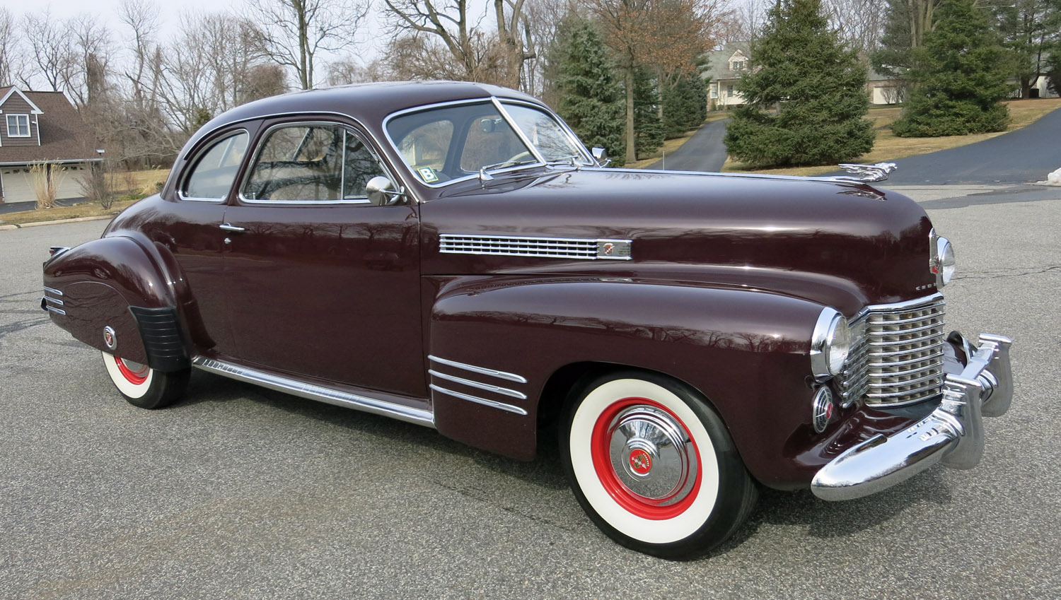 1941 cadillac series 62 coupe for sale. Black Bedroom Furniture Sets. Home Design Ideas
